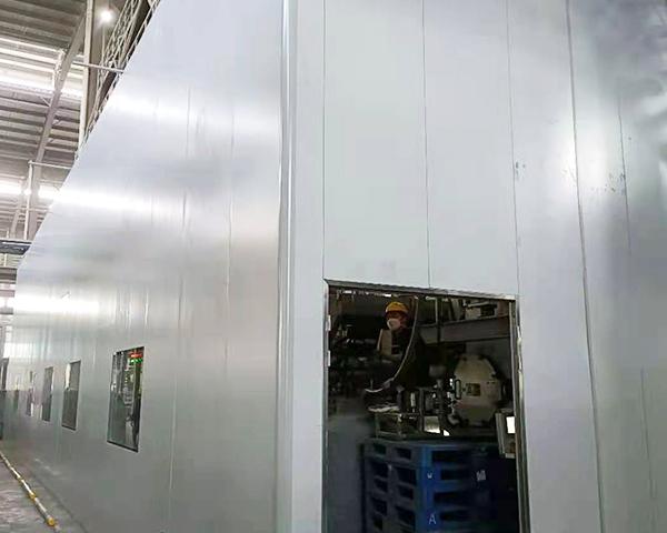 昆明厂房净化工程施工