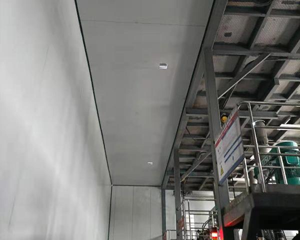 昆明厂房净化工程施工案例