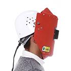 昆明配安全帽電焊面罩