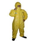 昆明黄色联体防护服