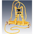 昆明雙背安全帶3米繩