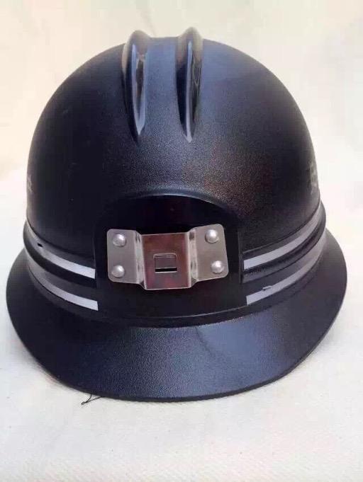 昆明高分子黑色礦工帽