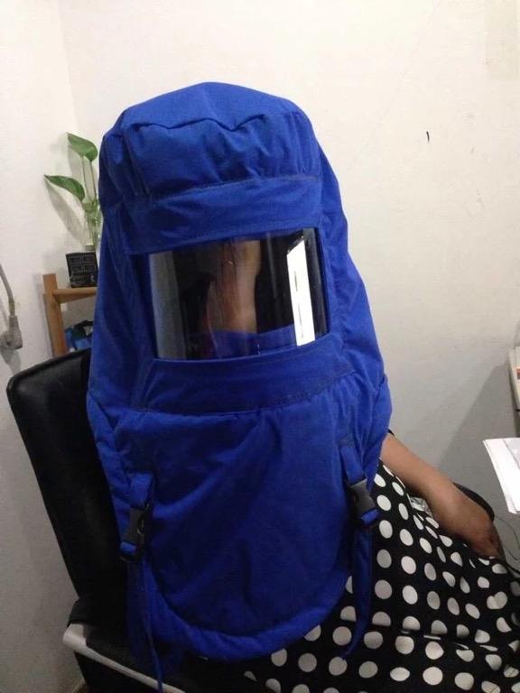昆明勞衛士防毒頭罩