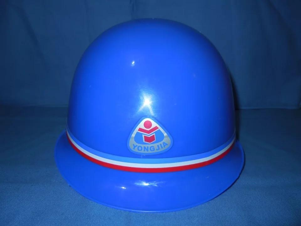 昆明永佳B-1藍色安全帽