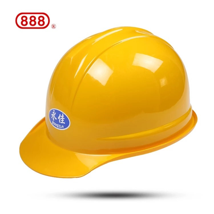 永佳888C黃色安全帽