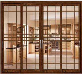 昆明铝包木门窗