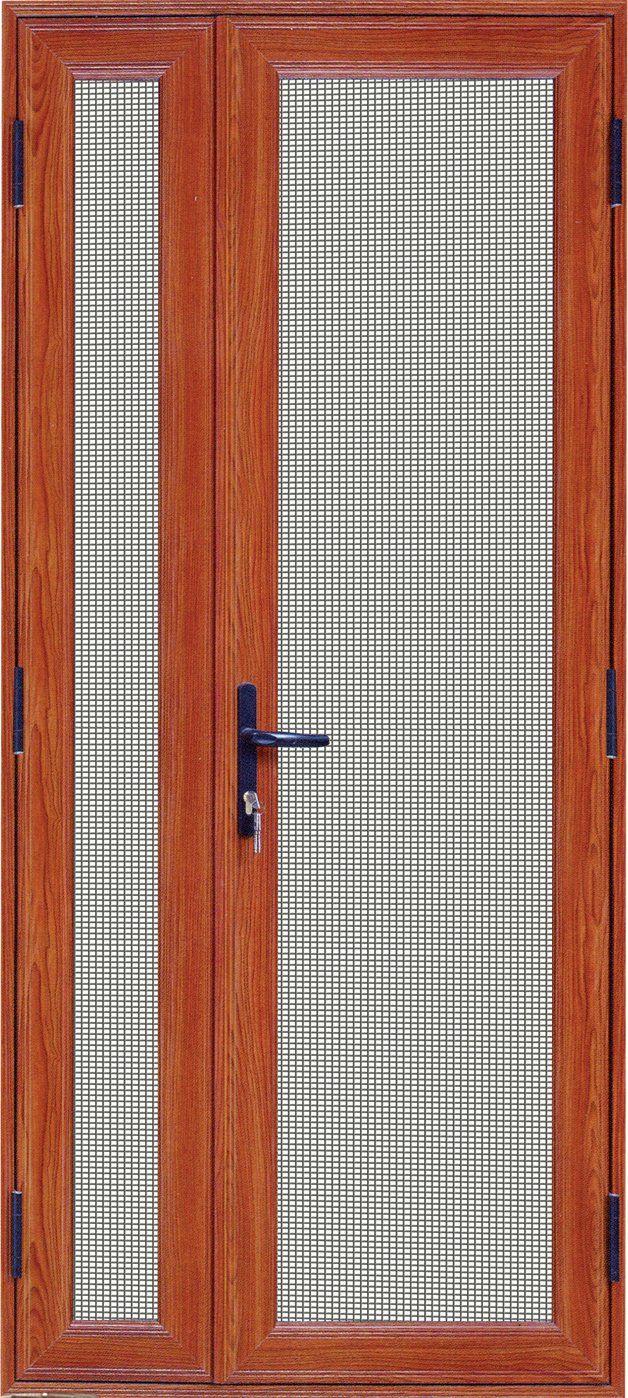 防盗纱窗纱门5
