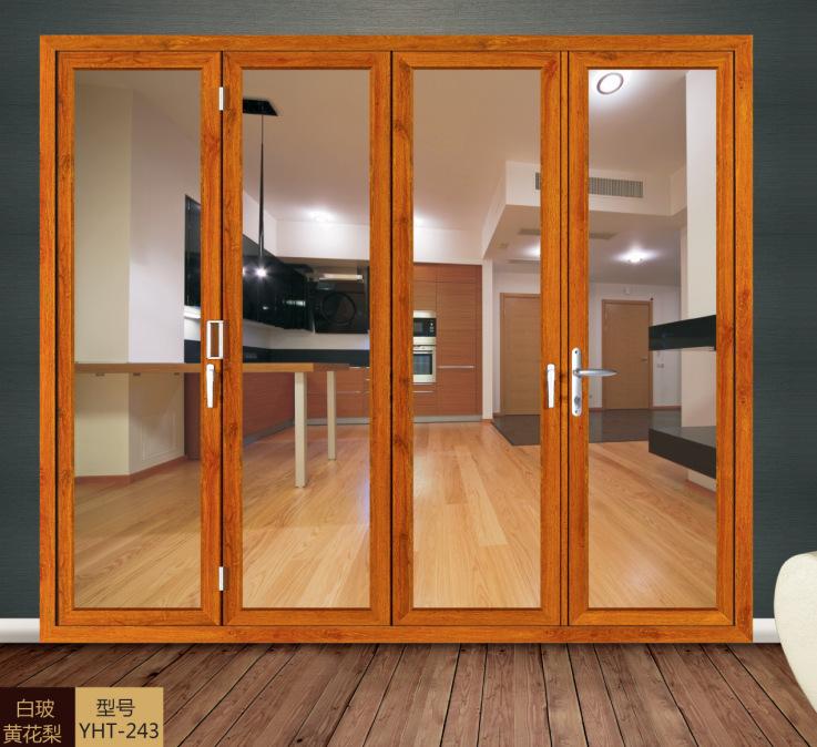 昆明重型折疊門效果圖片