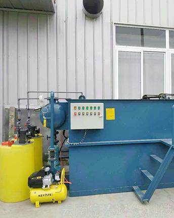 印染汙水處理氣浮機