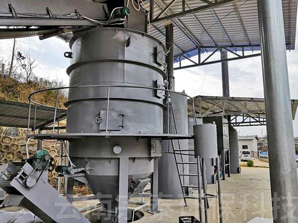云南大型工业热解炉