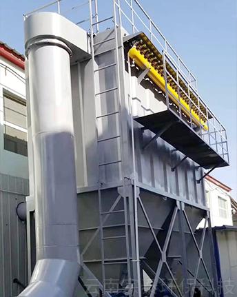 工業灰塵布袋除塵器