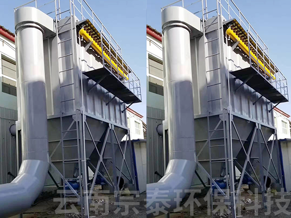 昆明工业灰尘布袋除尘器厂家