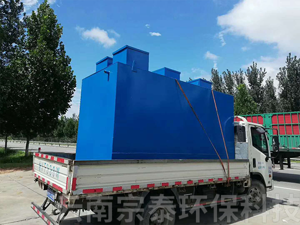 曲靖污水处理设备厂家