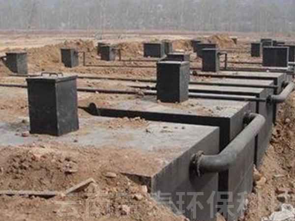 曲靖埋式一体化污水处理设备厂家直销
