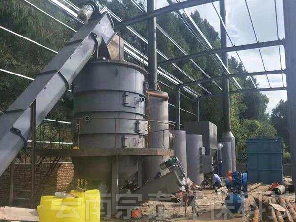 昆明多段热解炉厂家