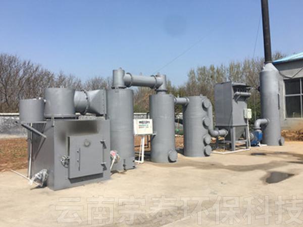 楚雄工业垃圾处理设备厂家