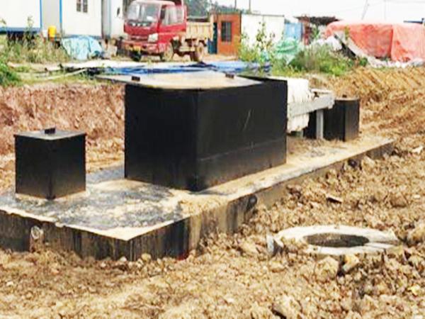 医院污水一体化处理设备工艺流程