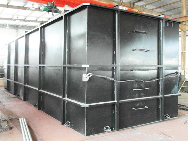 昆明食品厂一体化污水处理设备厂家
