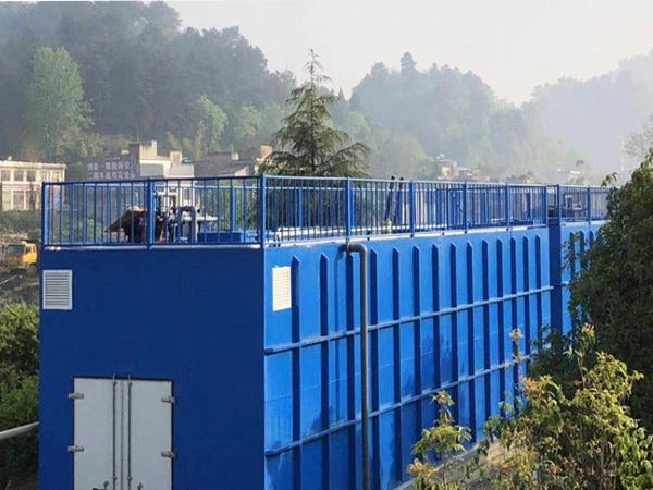 一体化养殖污水处理设备生产
