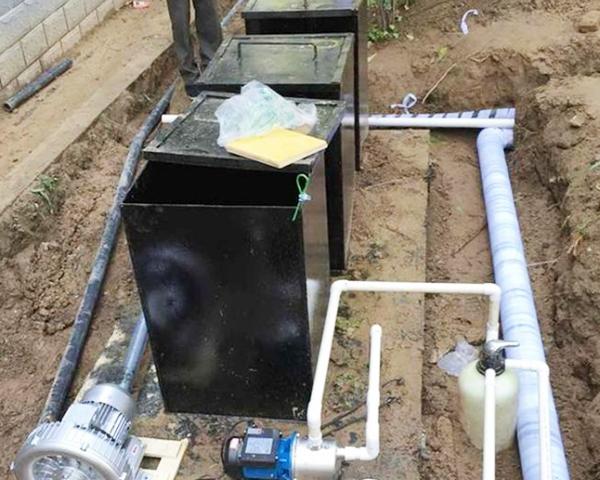 雲南化工地埋式汙水處理設備