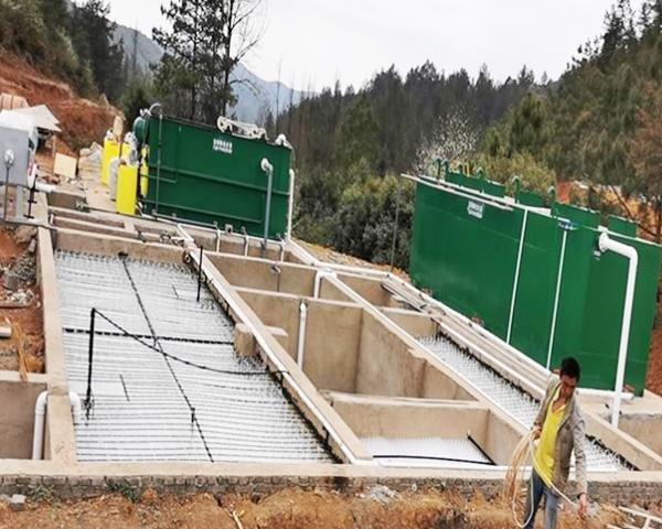 雲南地埋式化工汙水處理