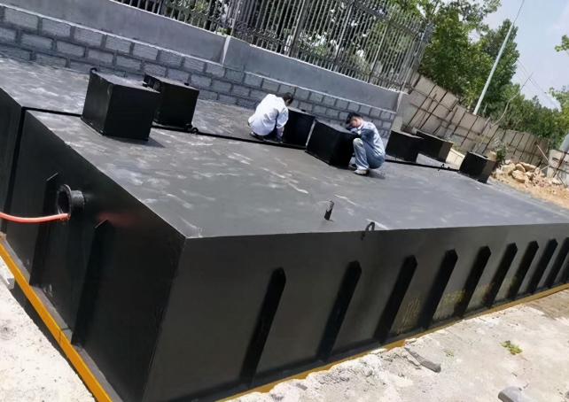 雲南地埋式一體化汙水處理設備
