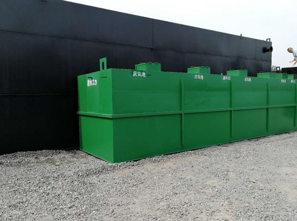 昆明地埋式一體化汙水處理設備