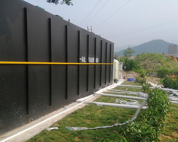 云南埋地式医院废水处理设备