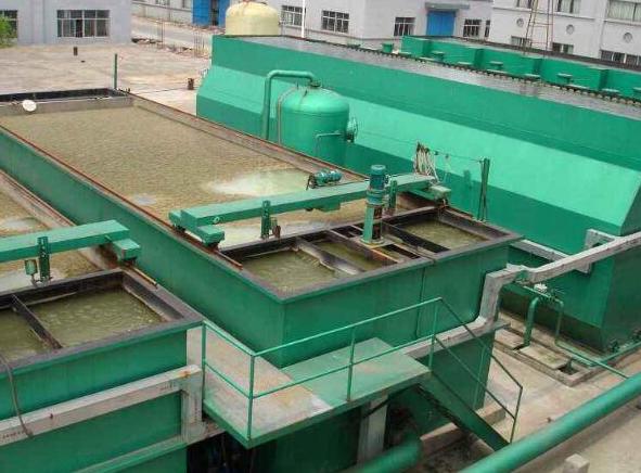 「地埋式一体化污水处理设备」特点、应用范围