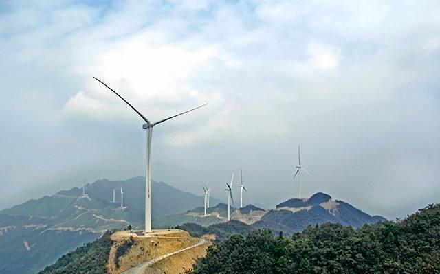 关于风电场四种风基对比分析