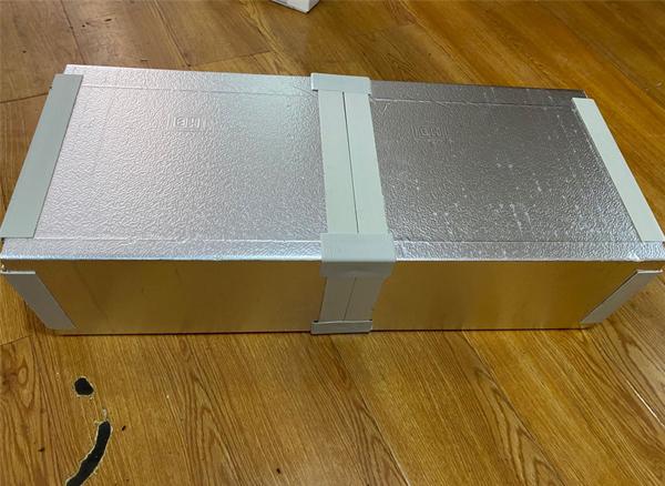 雙面鋁箔酚醛板風管
