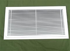 云南鋁合金風口廠家告知選擇鋁合金風口的幾個重要標準