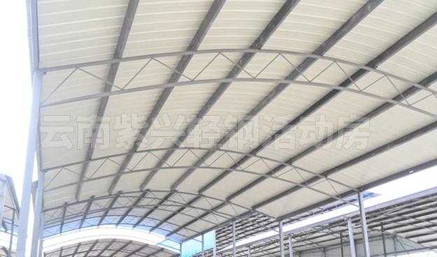 钢构大棚建造