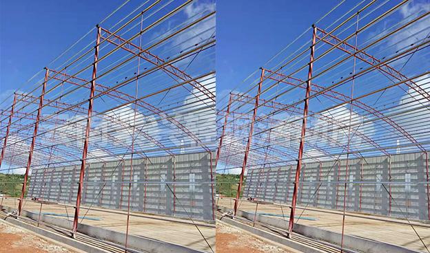轻型钢结构大棚