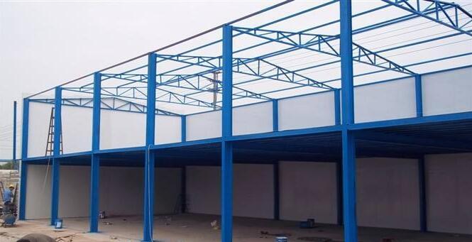 昆明轻钢结构厂房搭建,如何提高安装精度