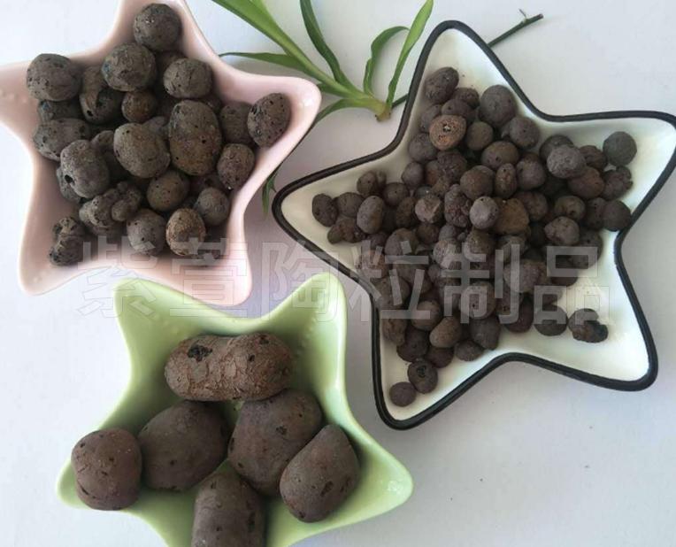 轻质密度页岩陶粒3-6mm
