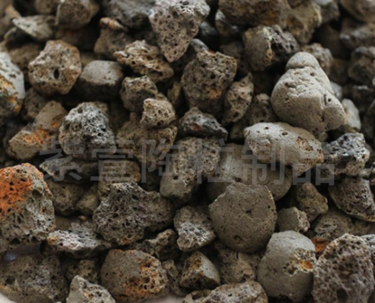 高性能轻质页岩陶粒