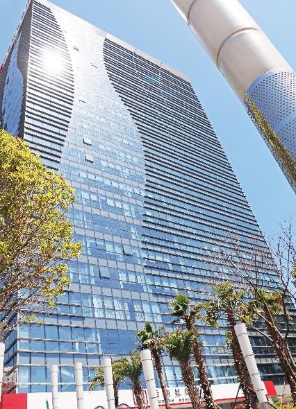 世博生态城低碳中心办公楼