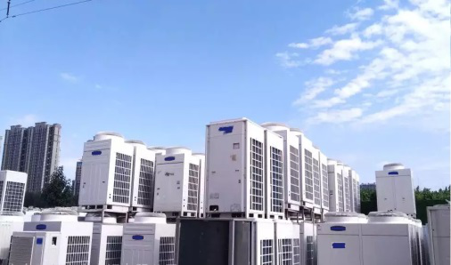 办公楼宇中央空调解决方案
