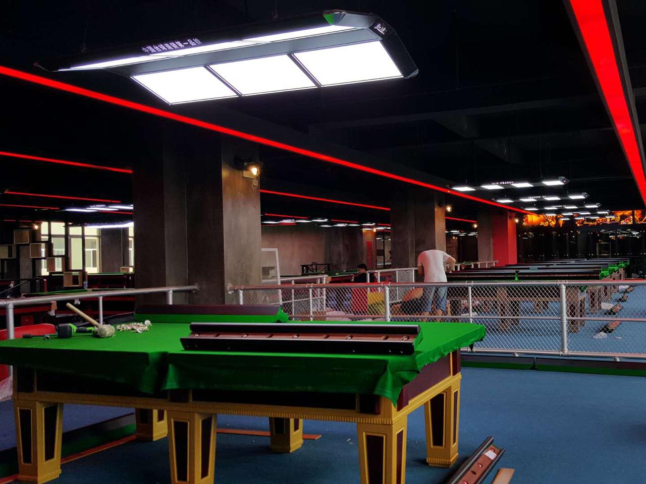台球桌厂家介绍国际比赛专用台球桌尺寸