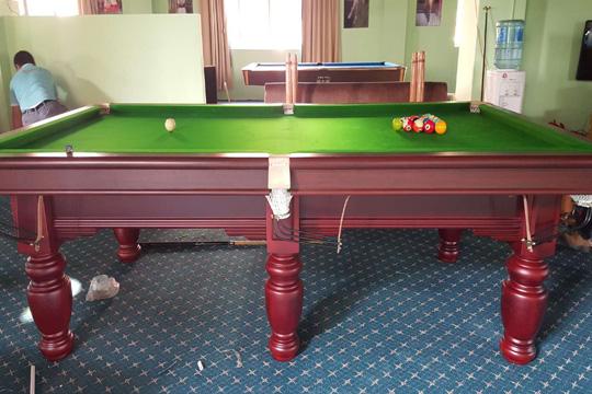 家用云南台球桌尺寸