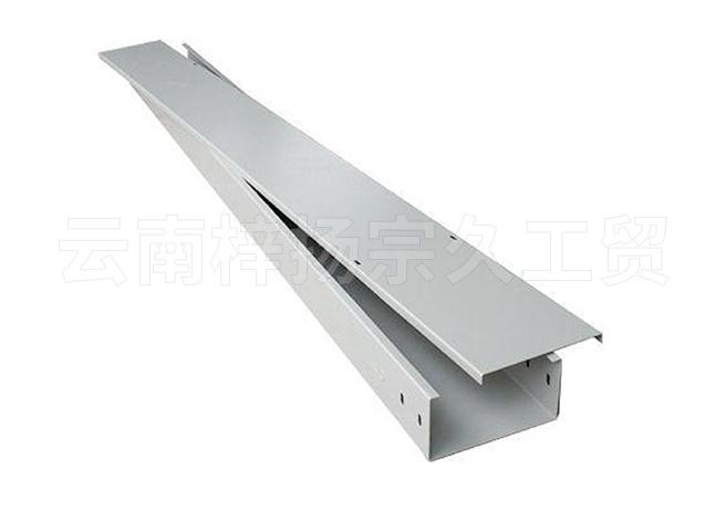 騰沖雙層槽式橋架
