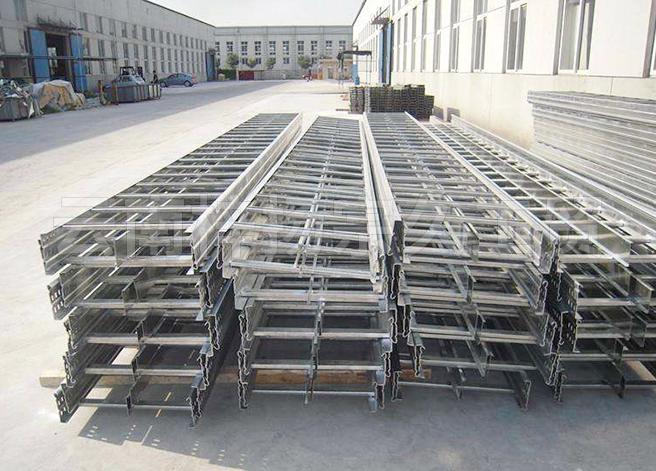 臨滄鍍鋅電纜橋架梯式