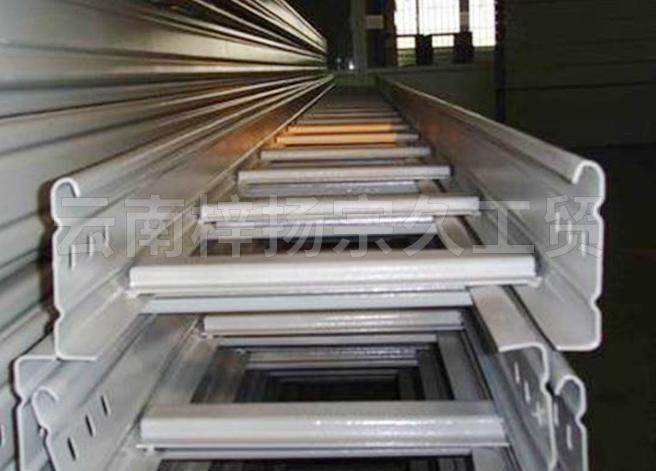 腾冲梯式电缆桥架
