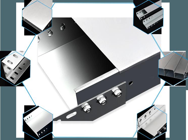 昭通电缆桥架的型号、规格如何选择?