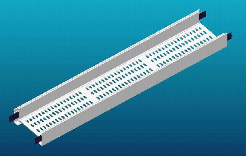 云南托盤式電纜橋架