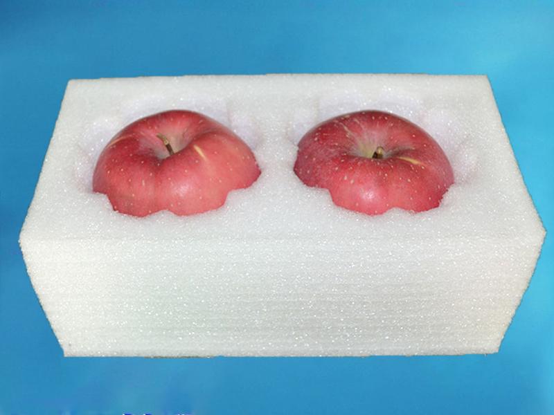 水果防震定位包装