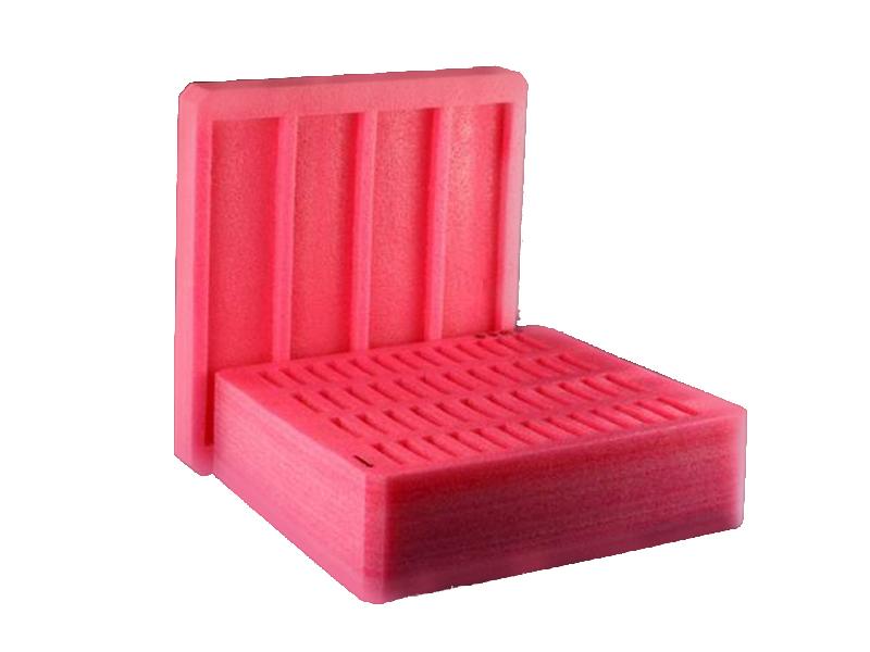 粉红色珍珠棉片材