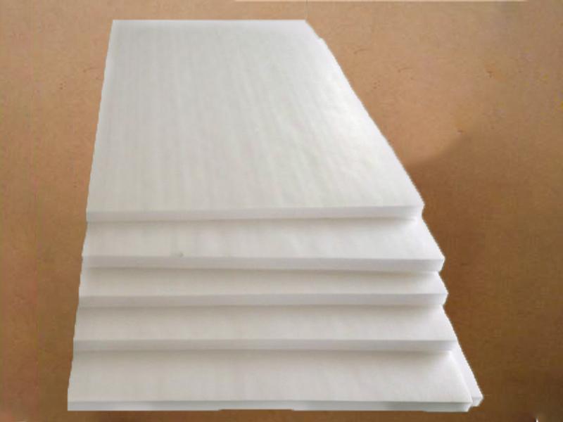 白色珍珠棉片材