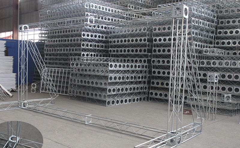 铝合金桁架如何养护?铝合金桁架的养护方法有哪些?